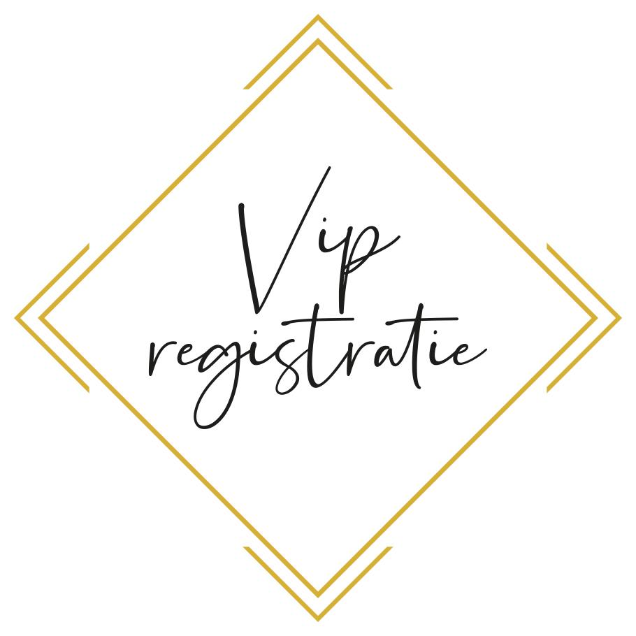 Vip-registratie